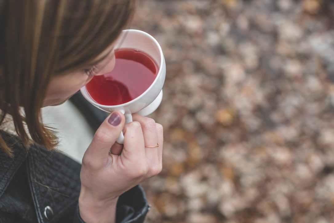 caffeine cup drink hot