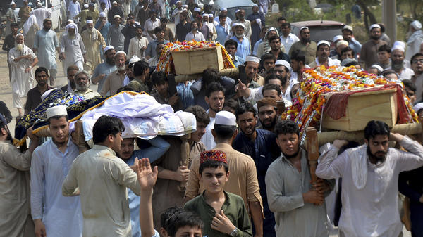 Local Politician, 19 Others Killed In Suicide Bombing In Northwestern Pakistan