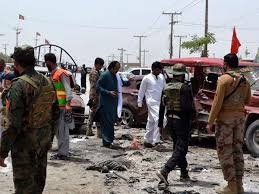 11 Die in Afghan Roadside Blast; Militants Hit Eastern City