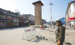 Kashmir shuts against civilian killings