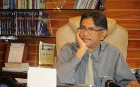 Professor Talat is new VC Kashmir university