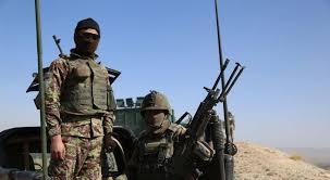 34 militants killed in Afghanistan