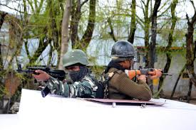 Kundalan Gunfight: Two militants, civilian killed; 30 injured in clashes