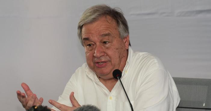 UN chief backs human rights body's call for inquiry into alleged rights abuses in Kashmir