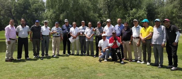Club tournament starts at RSGC