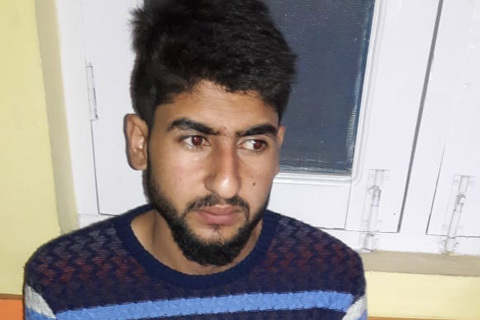 Srinagar Police solve ATM theft case, arrest accused
