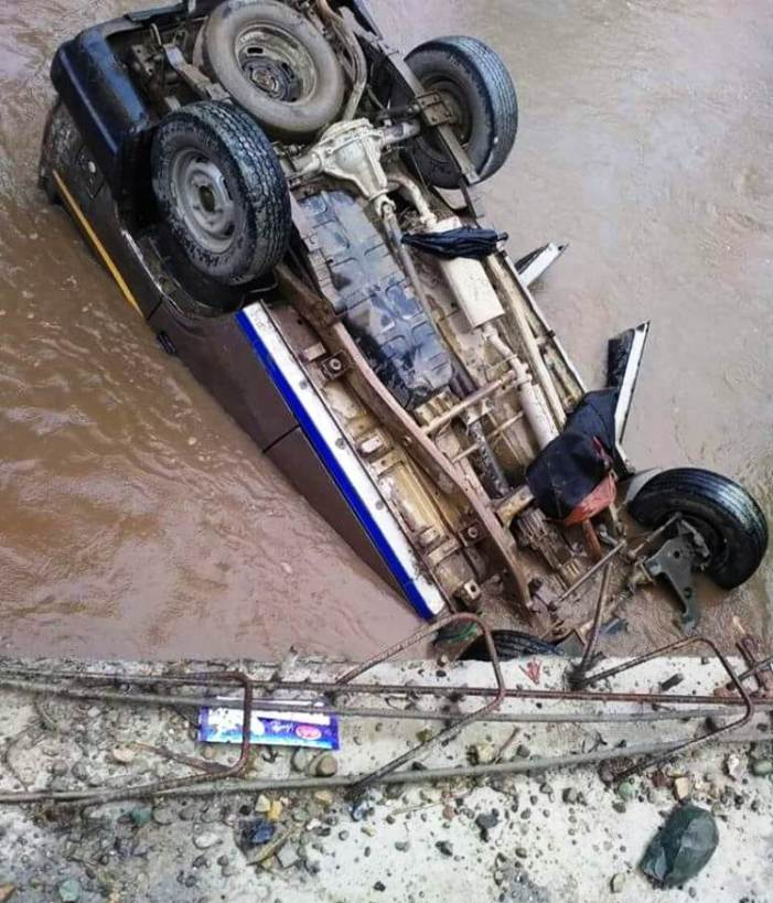 One dead, several injured on Anantnag  road accident