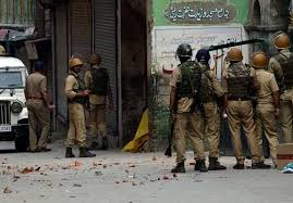 Shutdown in Shopian, Pulwama  against militant killings; clashes erupt