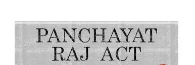 SAC approves amendments to J&K Panchayati Raj Act, 1989