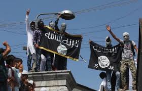 No presence of ISIS in JK, only cases of waving of flags