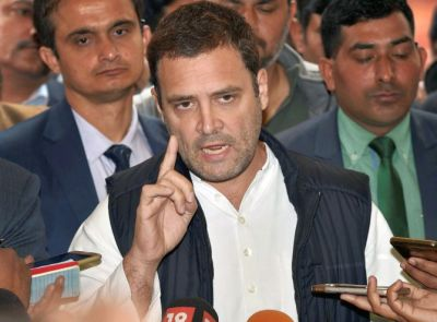 Congress sarpanch shot dead in Valley, Rahul says violence will never win