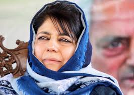 Reach out to people in difficult times: Mehbooba to Party workers
