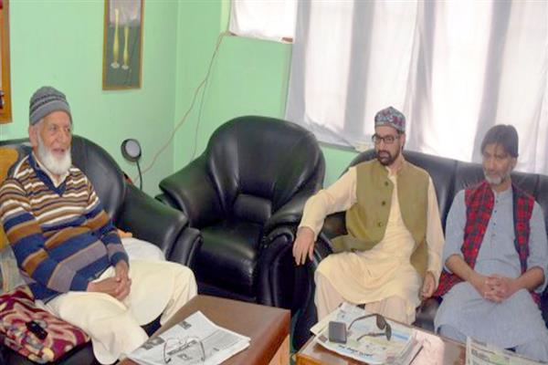 JRL calls for shutdown tomorrow against any move to tamper with Article 35A, arrests