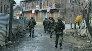 Militant killed in brief gunfight in Pulwama
