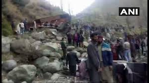 12 killed, 18 others injured in Poonch road accident