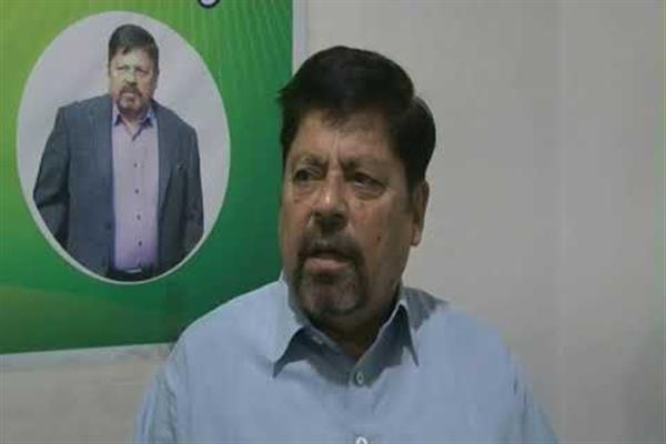 Abid Ansari to formally join Peoples Conference today