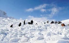 Snow avalanche kills army man, injures another in Jammu and Kashmir's Poonch