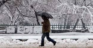 Moderate rain, snow likely from this evening: MeT