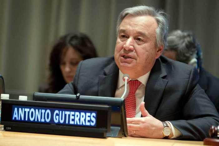 Pulwama attack: UN chief calls on India, Pak to defuse tension