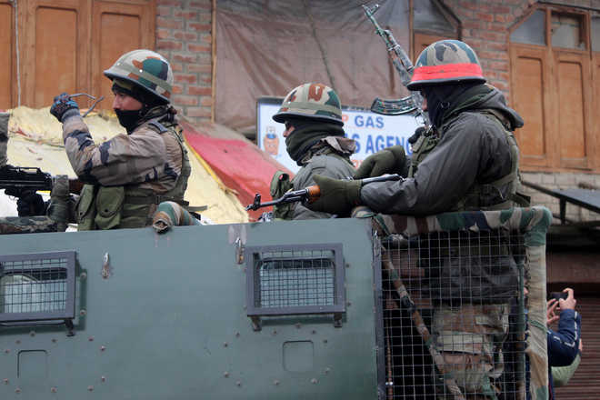 Between 2014-18, 800 militants killed in J&K: Centre