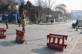 Curfew continues in Jammu for fifth running day