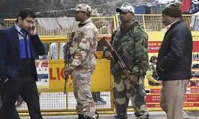 High alert sounded along Gujarat borders with Pakistan