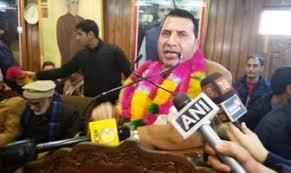 Former bureaucrat Farooq Shah joins NC