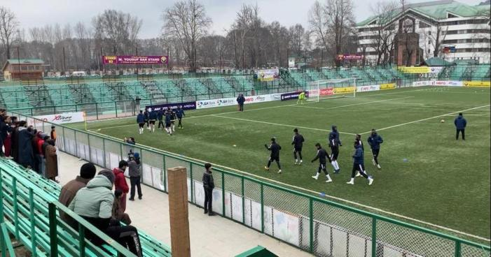 """Play To Heal Not Hate"": Real Kashmir React To Minerva Punjab's Absence From I-League Match In Srinagar"