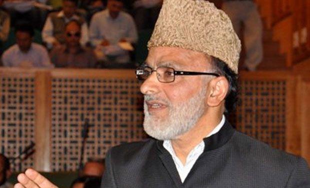 BJP made Kashmir 'launching pad' for its communal politics: Ali Sagar