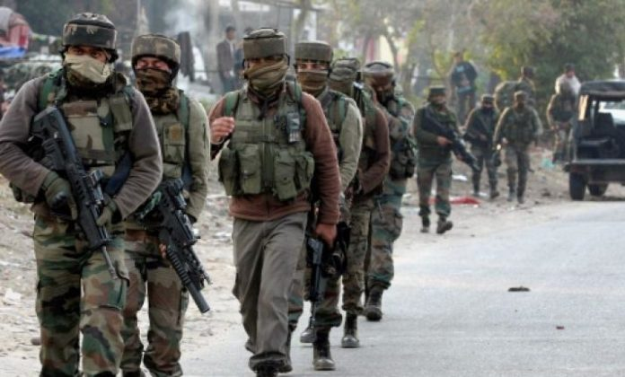 Majority of Indians want govt to use more military forces in Kashmir:  Survey