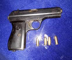 2 held with pistol in Jammu