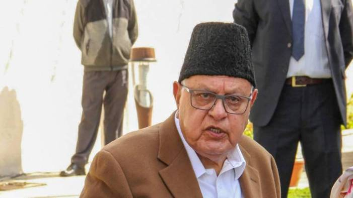 I am hopeful about Mehbooba Mufti's release soon: Farooq Abdullah