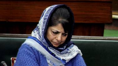 Mehbooba Mufti dissolves PDP's Political Affairs Committee