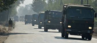 Army called in amid curfew after attack on RSS leader in Kishtwar