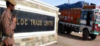 Cross-LoC trade along Poonch-Rawalakot route resumes; 70 trucks cross border