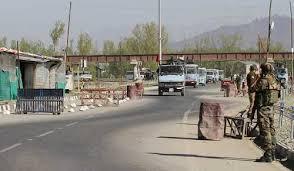 No ban on civil traffic on Srinagar-Jammu highway today