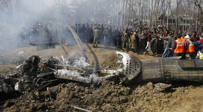Budgam Chopper crash: IAF commander removed