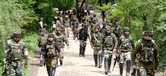 Forces lay siege to Sopore village, internet suspended