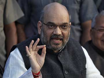 Amit Shah moves resolution to extend Prez rule in J-K for 6 months