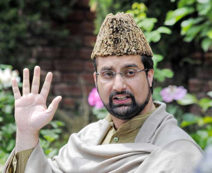 Any move against worship places, religious matters will be resisted: Mirwaiz