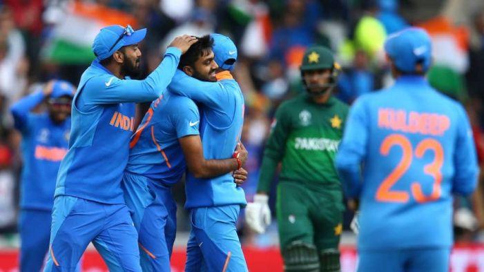 India beat Pak by 89 runs
