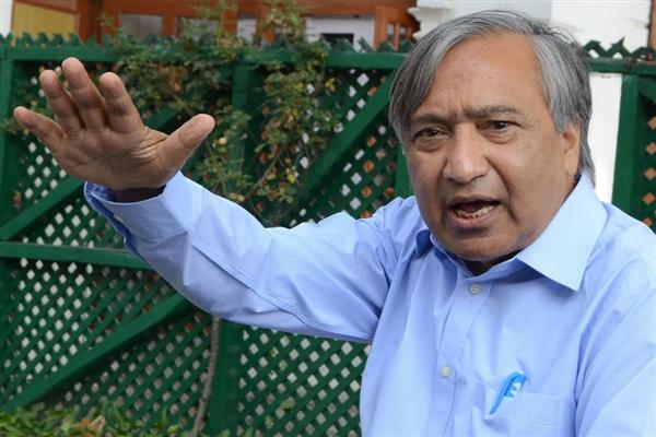 Sealing Kashmir Times office an attempt to muzzle freedom of press Tarigami