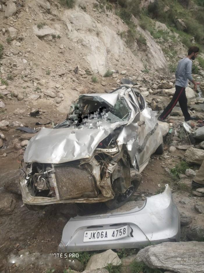 ASI killed in road accident in Doda