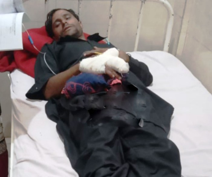 Naib Sarpanch injured in cross LoC firing in Poonch
