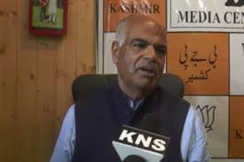 BJP Core Group Meeting: 'Our agenda is Delimitation, Assembly polls, not Article 35 A'