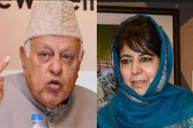 Abdullah says yes to Mehbooba's call for all-party meeting on Article 35A