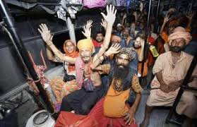 17th batch of 4,167 pilgrims leaves Jammu for Amarnath