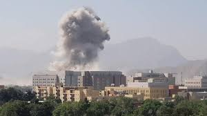 At least 5 killed as 3 blasts rock Kabul: official
