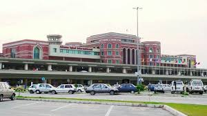 Two persons shot dead at Lahore airport in Pakistan