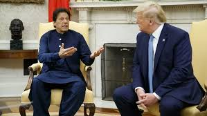 Days after ImranKhan-Trump meet, US approves sales to support Pak's F-16 jets.